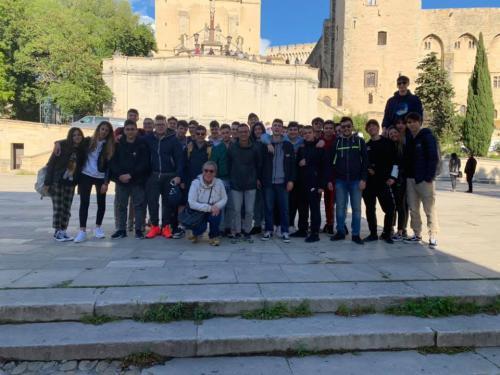Avignone gruppo