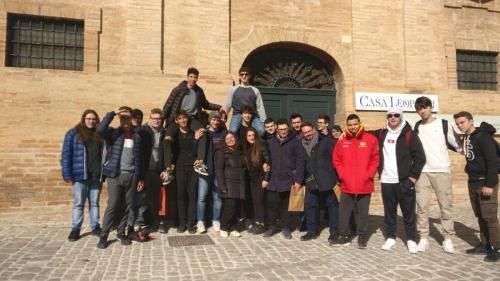 200 anni de l'INFINITO – Visita Casa Leopardi